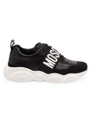 1b9d94dc5 Moschino - Mesh Low Top Sneakers - saks.com