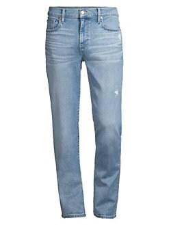 3329db1c Slim-Fit Jeans For Men | Saks.com