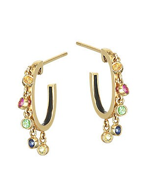 c2cfcc966a8cc Dangle Hoop Earrings | saks.com