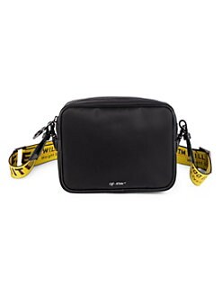 d70752b5608c Logo-Strap Crossbody Bag BLACK. QUICK VIEW. Product image
