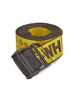 check out 5c47b ce77e Men's Belts | Saks.com