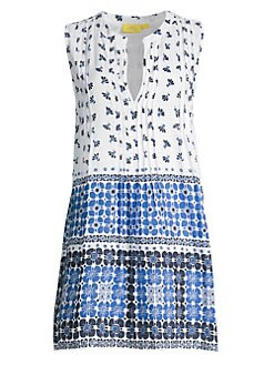 9cb5258f9225 Roller Rabbit. Marble Ofelia Sleeveless Shift Dress
