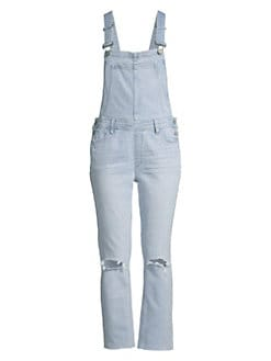 a4e542e22cf8 Jumpsuits   Rompers. Filter By  . Sort  . Paige Jeans - Sierra High-Rise Denim  Overalls