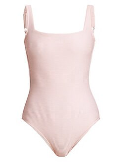 79f5137a78 QUICK VIEW. Heidi Klein. San Marina One-Piece Swimsuit