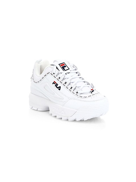Little Kid's & Kid's Disruptor Repeat Flag Chunky Sneakers