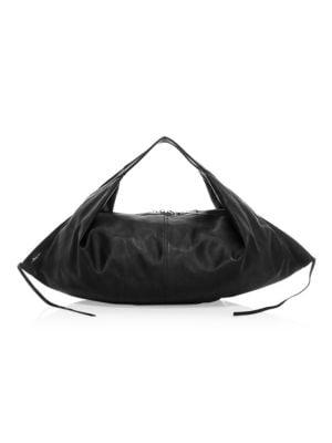 Image of 3.1 Phillip Lim Medium Luna Leather Hobo Bag