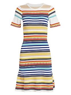 d612669dd4 QUICK VIEW. Shoshanna. Adena Stripe Dress