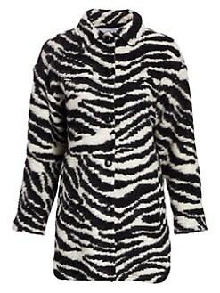 c64ea3dc686 Women s Apparel - Coats   Jackets - Faux Fur - saks.com