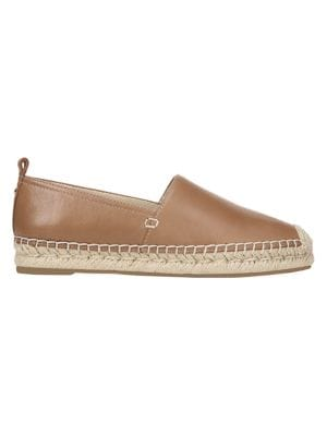 Simply Petals Girls Knotted Canvas Slip on Flats