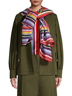 e50e2d53211fa2 Scarves, Wraps & Shawls For Women | Saks.com