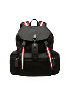0d7578d9e3 Crew Striped Backpack BLACK. QUICK VIEW. Product image