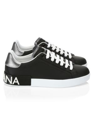 Dolce Amp Gabbana Portofino Sneakers