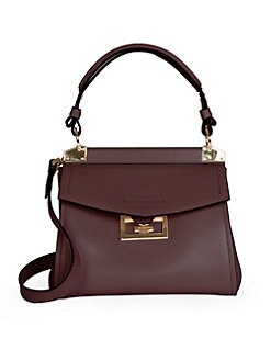 0068f65342d QUICK VIEW. Givenchy. Small Mystic Leather Top Handle Bag