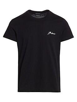 f914ea0e271ae QUICK VIEW. Balmain. Logo T-Shirt