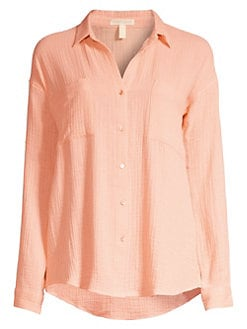 f62151e6 Tops For Women: Blouses, Shirts & More | Saks.com