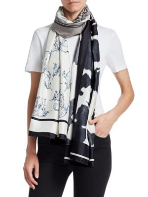 111af86267b9c Square Scarves For Women: Silk, Cashmere & More | Saks.com