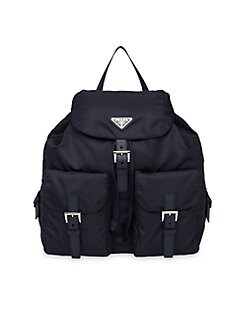 50ac76d35ba148 QUICK VIEW. Prada. Large Backpack