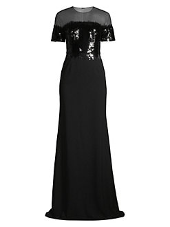 d014dfdc1350 Mother of the Bride Dresses: Lace, Beaded & More | Saks.com