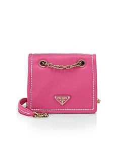 7b5f25211969 Small Chain Shoulder Bag FUCHSIA. QUICK VIEW. Product image. QUICK VIEW.  Prada