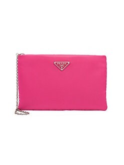 0aa3bab7f3057c QUICK VIEW. Prada. Large Soft Clutch