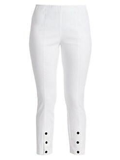 18325f1c5e40 Cropped Pants & Culottes For Women | Saks.com