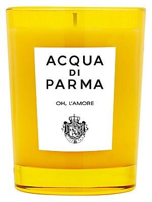 home-luce-di-colonia-scented-candle by acqua-di-parma