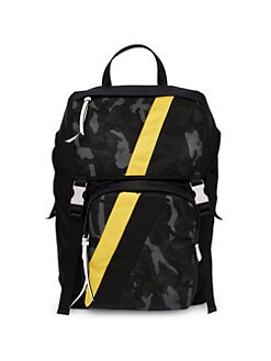 1f05516d1e9 Prada. Tessuto Patch Camo Backpack
