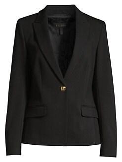 62f8b2e8bc9 Escada   Women's Apparel - Coats & Jackets - saks.com