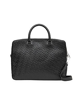 5b18f7fe71 Burberry - Ainsworth Leather Briefcase
