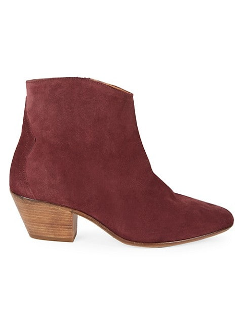 Dacken Suede Ankle Boots
