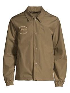 c46d20ecf53f Coats & Jackets For Men | Saks.com