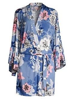 ac75a91b1 Women's Apparel - Lingerie & Sleepwear - Robes & Caftans - saks.com
