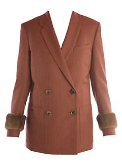 6e4b9773f143 Women s Apparel - Coats   Jackets - Fur   Shearling - saks.com
