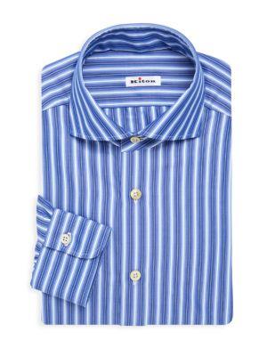 2834ebae8a Contemporary-Fit Stripe Dress Shirt