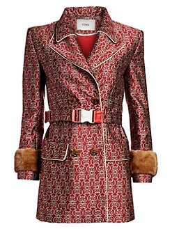 b06f0d0e Fendi | Women's Apparel - Coats & Jackets - saks.com