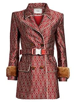 3c39e173 Fendi | Women's Apparel - Coats & Jackets - saks.com