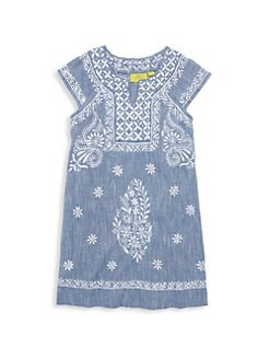 Trend Mark Nwt Baby Gap Girls Blue Daisy Chain Hoodie Size 5 Outerwear