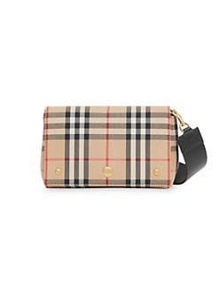 e46ab7a8f Product image. QUICK VIEW. Burberry. Hackberry Vintage Check Belt Bag