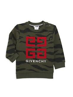 8153325e Givenchy - Baby's & Little Boy's Logo Animal Print Sweatshirt