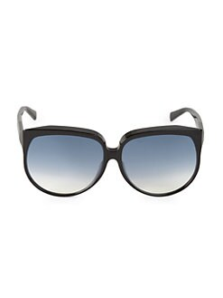 4916730af QUICK VIEW. CELINE. 62MM Oversized Round Sunglasses
