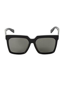 129ff479e QUICK VIEW. CELINE. 55MM Square Sunglasses