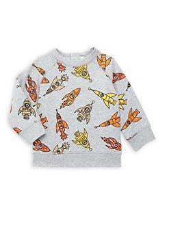 40d241dbc QUICK VIEW. Stella McCartney Kids. Baby Boy's Rocket Graphic Sweatshirt