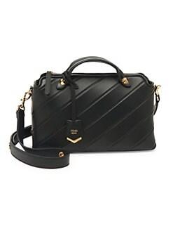 d442b18dd7dc Fendi. Medium By The Way Leather Shoulder Bag