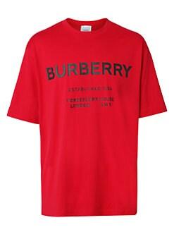 c1deb5096 Burberry - Logo Print Tee