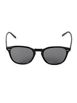 45db305be60e Forman 51MM Square Sunglasses BLACK. QUICK VIEW. Product image