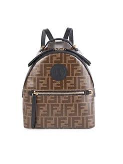 bd5946952f5385 QUICK VIEW. Fendi. Mini Logo Backpack