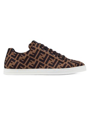 Fendi Fendi Forever Allover Sneakers
