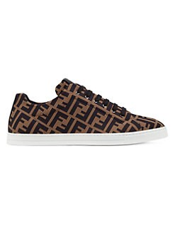 new arrival 75bc4 06873 Fendi. Fendi Forever Allover Sneakers
