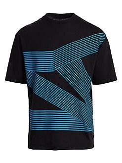 ef66adb221a8 QUICK VIEW. Madison Supply. Diagonal Stripe T-Shirt