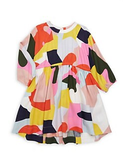 1517667eca4f21 Stella McCartney Kids. Little Girl s   Girl s Colorblock Dress